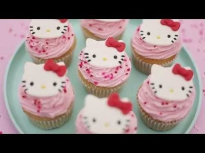 Cupcakes | El Mundo de Hello Kitty