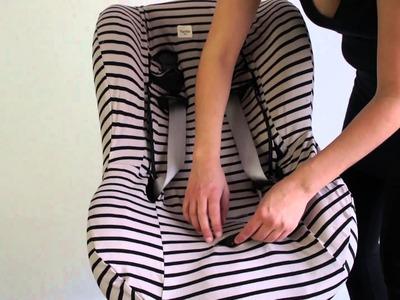 Funda universal para sillitas de coche grupo 1