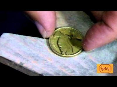 Listón de Madera'e Palo ep.1. Aros de Cóndor hechos con moneda