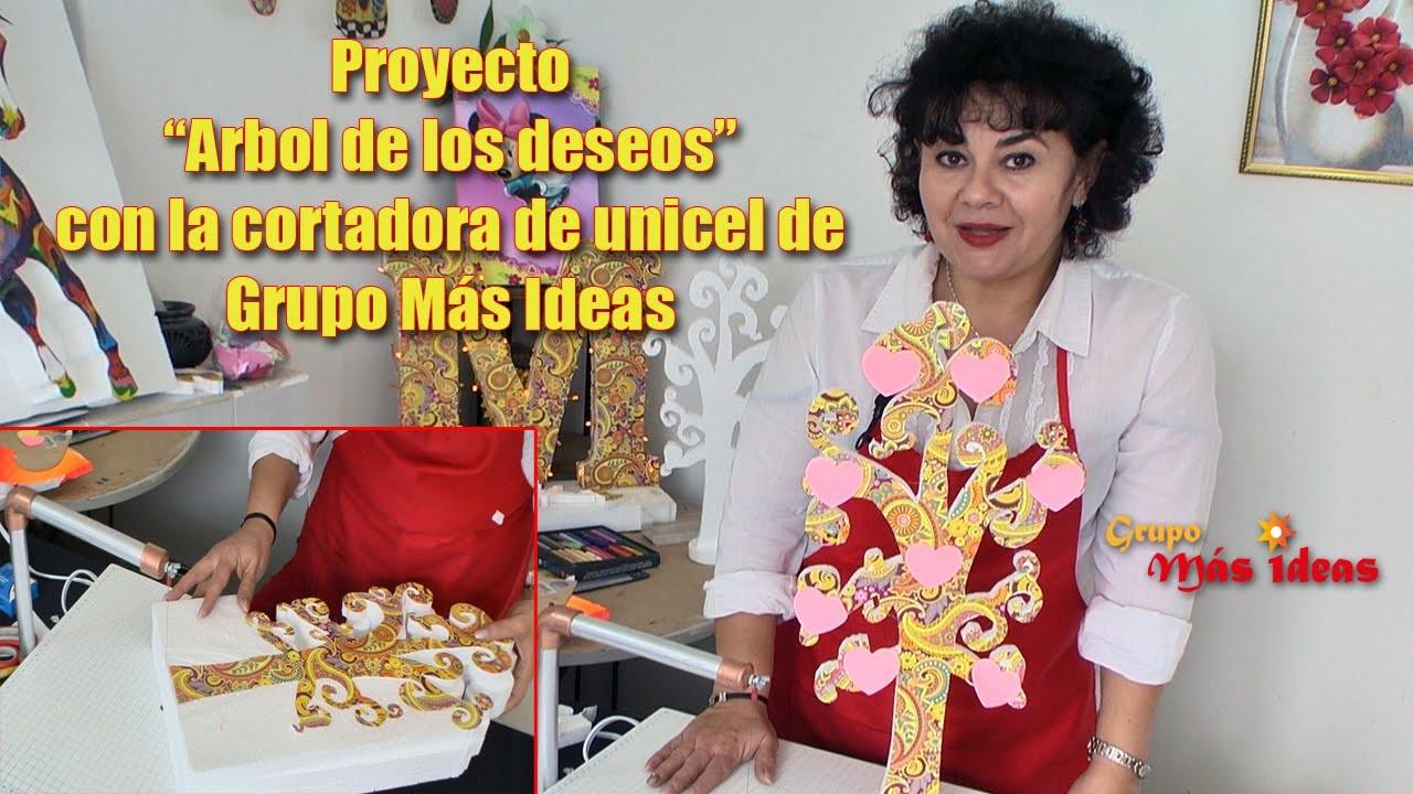 """Proyecto """"Arbol de los deseos"""" de Grupo Más Ideas"""