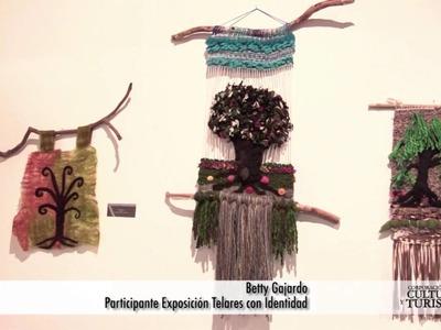 """Telares con Identidad"""" se presenta en la Galería de Arte Pablo Neruda"""