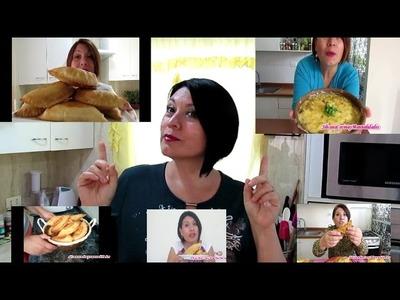 5 RECETAS DE EMPANADAS FACILES. Silvana Cocina ❤