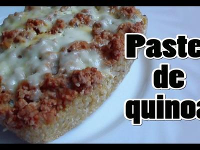 Cómo cocinar Quinoa + Pastel de Quinoa