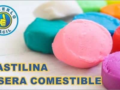 Cómo Hacer Plastilina Casera Comestible | Hacerlo Fácil