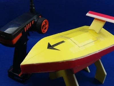 Cómo hacer un Airboat RC