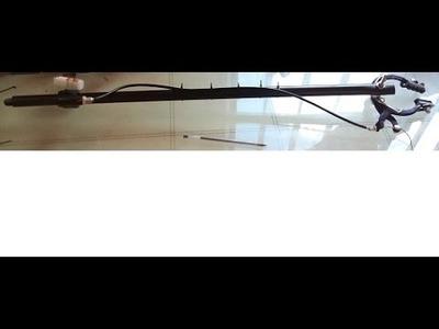 Como hacer un bastón recoge objetos (o mando de abuelo)