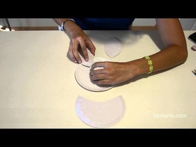 Cómo hacer un dulcero con forma de conejo | facilisimo.com