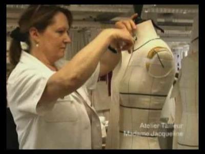 Making off: Así se confecciona un vestido de Alta Costura