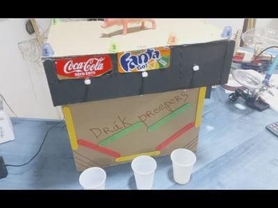 Máquina de Coca Cola bien explicada como se hace