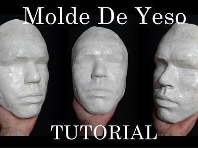 Molde De Yeso ( Rostro )  Tutorial