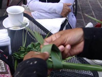 Rosas de Palma por Esperanza Peña