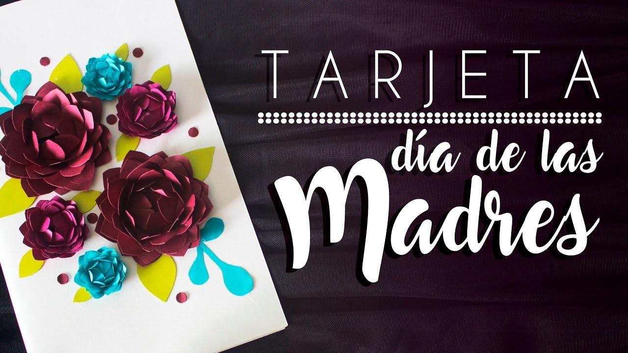 TARJETA I DÍA DE LAS MADRES