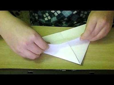 Tutorial de como hacer un barco de papel en 4 minutos