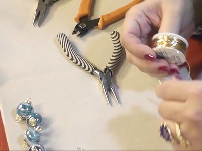 Aprende con Mimi Luna y Alejandra Furiati a crear unos hermosas Garganta Especial y Anillos 2.4