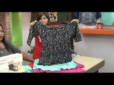Blusas de Chifón. Miladis lópez. 5.5