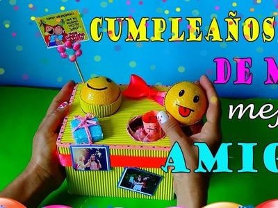 Cumpleaños De Mi Mejor Amiga - CREACIONES BETINA - My Best Friend`s Birthday