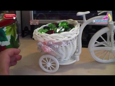 Decoraciones para tu escritorio con triciclo
