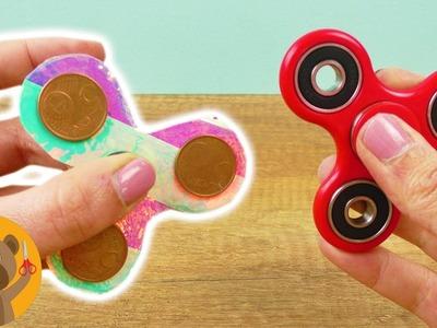 DIY Fidget Spinner. Haz tu propio Fidget Spinner SIN RODAMIENTOS. TIENES QUE TENER UNO ESTE VERANO