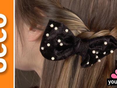 Hebillas para el pelo con moño