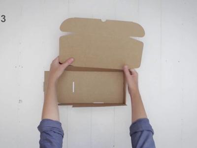 Caja para regalo - Montaje Pack 2213 SelfPackaging