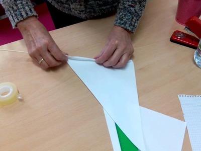 Cómo Hacer Un Banderín