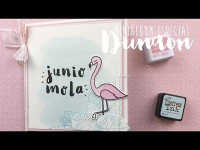 Miniálbum TUTORIAL especial sellos dunaon