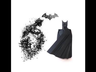 Origami Batman(Ángel Morollón Guallar)
