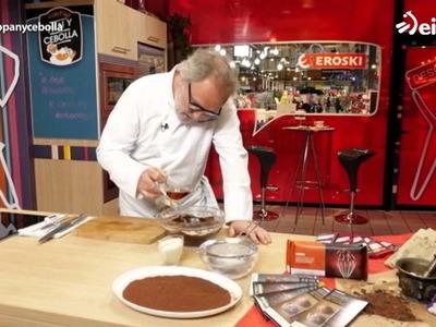 Receta de trufas de chocolate