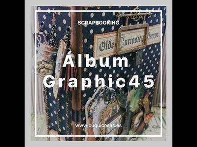 TUTORIAL SCRAP. ALBUM GRAPHIC45