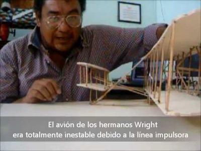 Un paseo por la historia: El Flyer I de los Hermanos Wright