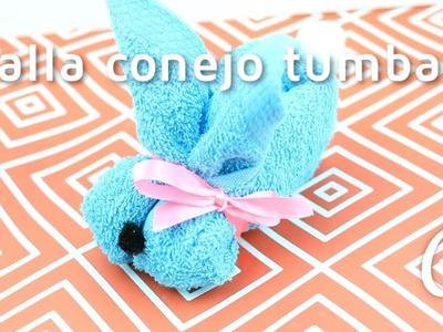 Cómo doblar una toalla en forma de conejito   facilisimo.com