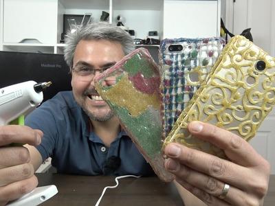 Cómo hacer tu propio estuche o case para tu celular - Prueba de rsistencia