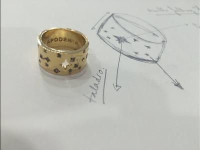 ¿Cómo se diseña una joya? Apodemia