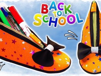 ♥ DIY: Estuche de Zapato o Manoletina.Bailarina ♥