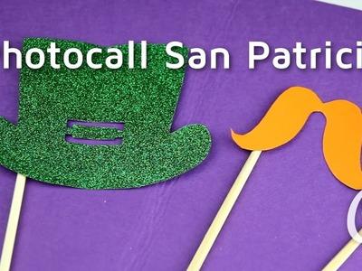DIY para San Patricio: detalles para un photocall | facilisimo.com