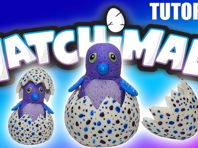 HATCHIMALS ????Tutorial de Porcelana Fria