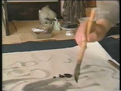 Japon, el espiritu y la forma. La pintura en tinta china. Parte 1 de 5
