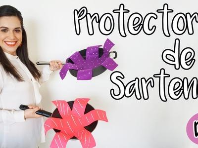 Protectores de sartenes y ollas ¡Házlos tu mismo!