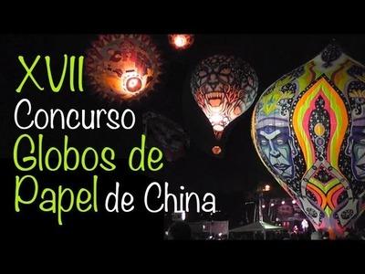 SAN AGUSTÍN OHTENCO GLOBOS DE PAPEL DE CHINA - PAPER BALLOONS - BALOES DE PAPEL