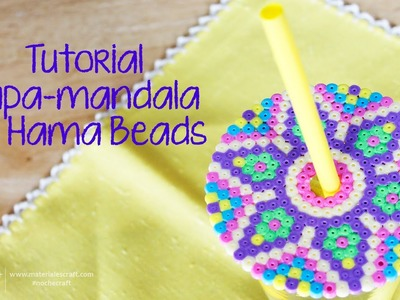 Tutorial Mandala de Hama Beads ⭐️ I Craftabulous