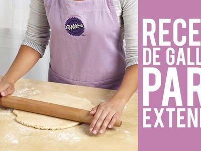 Cómo hacer galletas de mantequilla