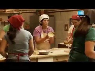 Curso de Panadería 6 - Masa real