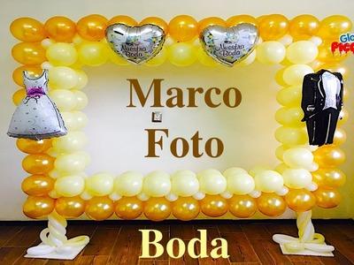Marco para fotos super facil de hacer!! # 131