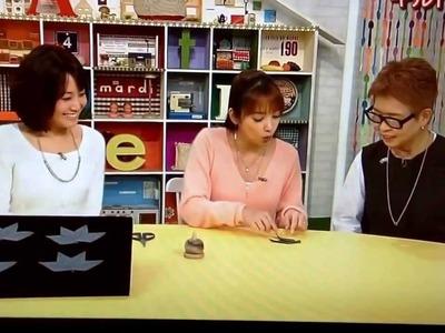 NHK confección de bolso a mano 1