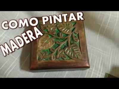 PINTAR CAJITAS DE COLORES VERSIÓN CORTA
