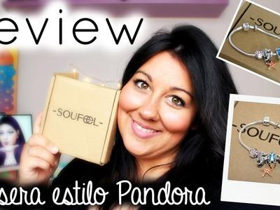 REVIEW SOUFEEL | PULSERA Y ABALORIOS ESTILO PANDORA