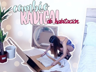 CAMBIO RADICAL de habitación + ROOM TOUR | A Little Too Often