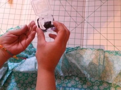 Como hacer falda para niña (con volantes)