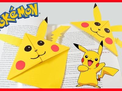 Como hacer un Separador de hojas de Pikachu - El Mundo de MyG