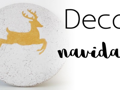 Cómo hacer una alfombrilla para ratón | Deco Navidad | IKEA Hacks | CON P DE PAPEL